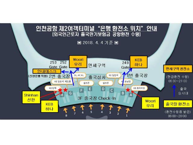 인천공항 T1, T2 공항지급 은행 환전소 업데이트_20180404.jpg